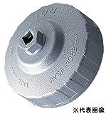 【KTC】 大径用カップ型オイルフィルタレンチ [型番:AVSA-106B]