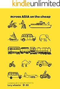 Lonely Planet Across Asia on the Cheap (English Edition)