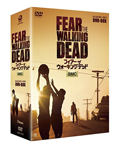 フィアー・ザ・ウォーキング・デッド DVD-BOXの詳細を見る