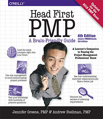 Download Head First PMP: A Learner's Companion to Passing the Project Management Professional Exam 1492029645