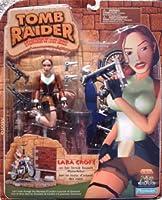 6 Tomb Raider Lara Croft Street Assault Motorbike Action Figure Set (1999) by Tomb Raider