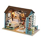 Dovewill ホーム オフィス 装飾 DIY ミニチュア 綺麗 ドールハウス  家具 セット 子供 キッズ 知育玩具 贈り物 全3種類選べる  - #2