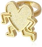 [キース・ヘリング] Keith Haring イヤーカフ・片耳・ウオーキングハート HRME0001  AU