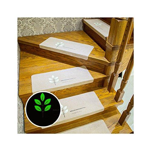 [해외]계단 매트 미끄럼 방지 빨 야광 구부릴있는 것만 흡착 멋진/Stairs Mat Non-slip washable Night light Fold only Attach adsorption fashion
