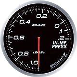 日本精機 Defi (デフィ) メーター【Defi-Link ADVANCE BF】インテークマニホールドプレッシャー計 (ホワイト) DF-10101