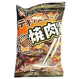 松山製菓 テキサスコーン焼肉味 15g×30個