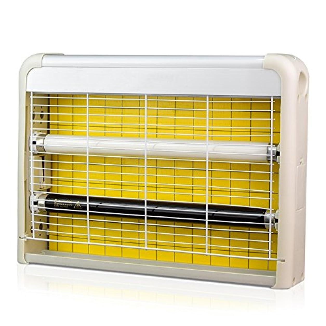 特徴づけるカート接続詞LIXIONG 蚊ランプ 壁掛け式 スティッキートラップ ミュート 家庭 レストラン 商業の 省エネ ダブルライトチューブ 物理的な蚊の制御、 3サイズ (サイズ さいず : 40W)