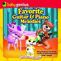 Favorite Children's Piano & Guitar Songs