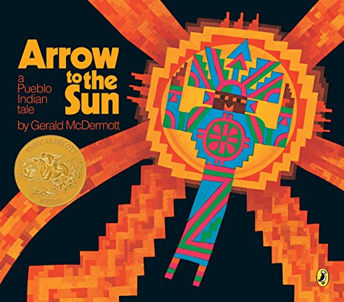 Arrow to the Sun: A Pueblo Indian Tale (Picture Puffins)の詳細を見る