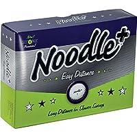 Noodle Plus Easy Distance Golf Balls (1 Dozen)