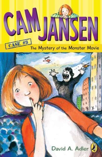 Cam Jansen: The Mystery of the Monster Movie #8の詳細を見る