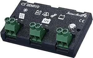 電菱 太陽電池充放電コントローラーSA-BA20(Solar Amp B) 12V/20A PWM denryo