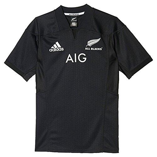 adidas(アディダス)オールブラックス 1stレプリカジャージ ラグビー ニュージーランド代表 シャツ BPA78 AP5663 M