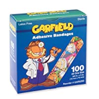 Garfield Bandages - 100 per pack by SmileMakers