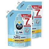 【まとめ買い】 ジョイコンパクト 食器用洗剤 W消臭 ファブリーズ共同開発 フレッシュシトラス 超特大 960ml × 2個