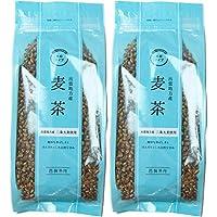 西製茶所 出雲地方産麦茶 丸粒タイプ 400g×2袋