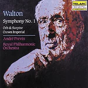 Walton: Symphony No. 1 / Crown Imperial