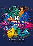 ULTIMATE MC BATTLE2019 THE CHOICE IS YOURS vol.3 [DVD]