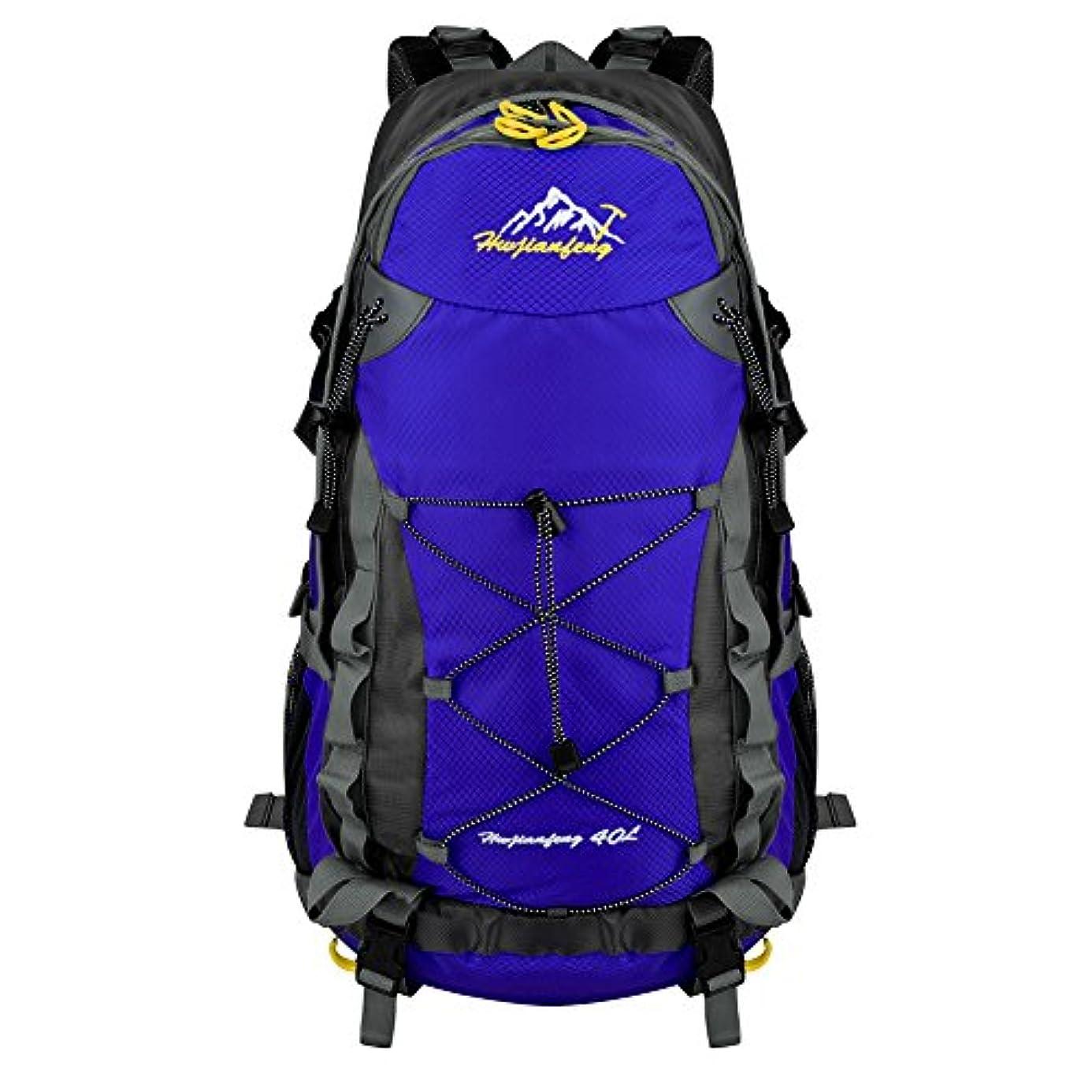 多くの危険がある状況オッズプレゼンターVBIGER 登山 リュック アウトドア ザック 40L/55L アルパインパック 旅行 ハイキング トレッキング 防水 大容量