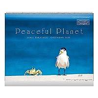 アートプリントジャパン 2020年 PeacefuL PLanet/高砂淳二カレンダー vol.050 1000109259
