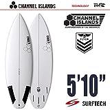 """サーフボード CHANNEL ISLANDS チャンネルアイランド New Flyer5'10"""" SURFTECH"""