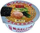 ニュータッチ 凄麺 横浜とんこつ家 97g×12個