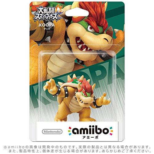 amiibo クッパ (大乱闘スマッシュブラザーズシリーズ)