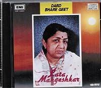 Dard Bhare Geet - Lata Mangeshkar [並行輸入品]