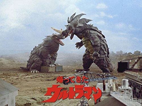 二大怪獣の恐怖 東京大龍巻