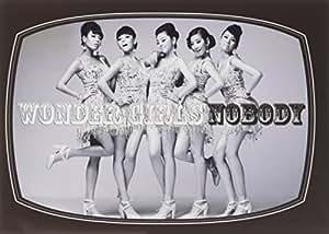 Wonder Girls : The Wonder Years – Trilogy : Nobody(韓国盤)