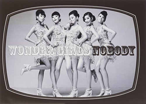 Wonder Girls : The Wonder Years – Trilogy : Nobody(韓国盤)の詳細を見る