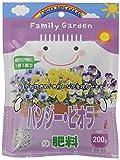 朝日工業 Family Garden パンジー・ビオラの肥料 200g
