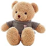 [XINXIKEJI]ぬいぐるみ 特大 くま/テディベア 可愛い熊 おもちゃ 抱き枕 動物 大きい くまぬいぐるみ 熊縫い包み お祝い ふわふわ プレゼント お人形 女の子 男の子 子供 女性 赤ちゃん お誕生日 贈り物 イエロー 50CM