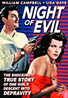 Night of Evil / [DVD] [Import]