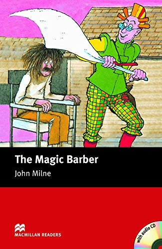 The Magic Barber - With Audio CDの詳細を見る