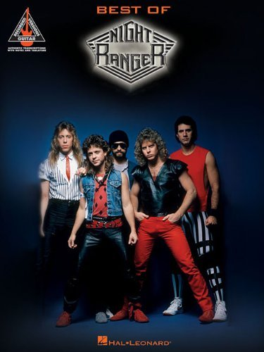 『Best of Night Ranger Songbook (Recorded Versions Guitar) (English Edition)』のトップ画像