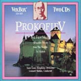 Film Music: Ivan the Terrible, Alexander Nevsky, Lieutenant Kije