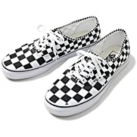 (バンズ) VANS メンズ Authentic (Mix Checker) BlackTrue White