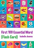 First 100 Essential Word : Flash Card Version. (First 100 Essential Word. Book 2) (English Edition)
