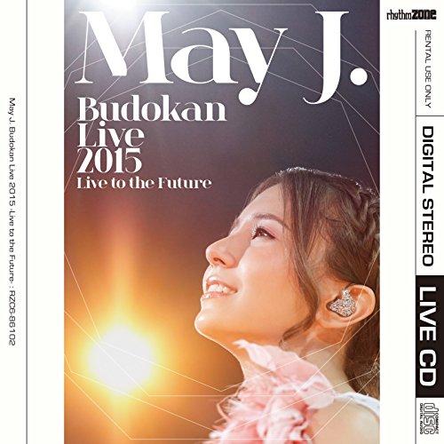 May J. Budokan Live 2015 ~Live...