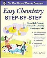 Easy Chemistry Step-by-Step (Easy Step-by-Step Series)【洋書】 [並行輸入品]