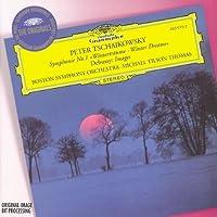 Tchaikovsky: Symphony No. 1 / Debussy: Images (2004-08-18)
