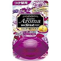 液体ブルーレットおくだけアロマ トイレタンク芳香洗浄剤 詰め替え用 プリンセスアロマの香り 70ml
