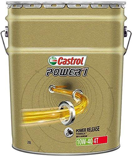 CASTROL [ カストロール ] POWER 1 4T ...