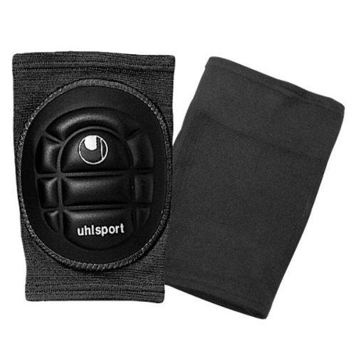 uhlsport(ウールシュポルト) ニーパッド2 膝 保護用 ブラック U1022