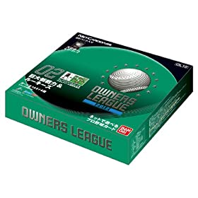 プロ野球 OWNERS LEAGUE 2012 02 【OL10】 (BOX)