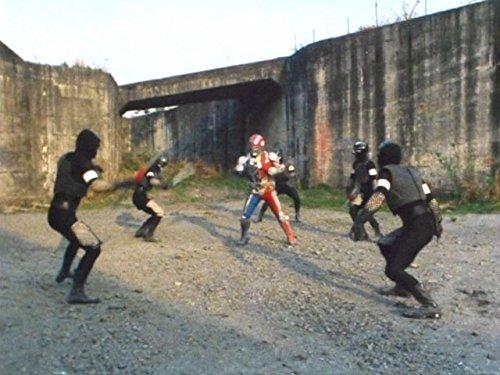 愛しのモンスター・包囲する忍者たち