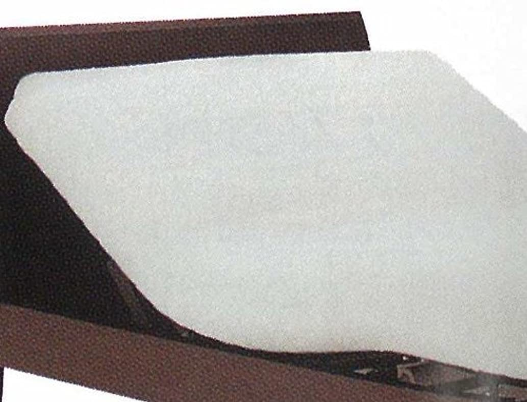 チャーミング飛行機ベストフランスベッド 電動ベッド用 シーツ 「のびのび ぴったシーツ」 マットレスカバー (BOXシーツ) ホワイト色 セミダブルサイズ