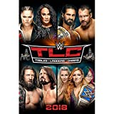 WWE TLC Tables Ladders and Chairs 2018 輸入DVD [並行輸入品]