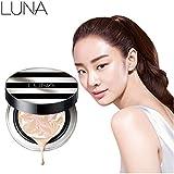 【 LUNA 】 エッセンスウォーターファクトFX 【 ルナ】 Essence Water Pact FX 詰め替えを含む 韓国製 (No.13 (Pure Beige))